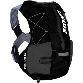 USWE Vertical 10 Drinkrugzak, carbon/black